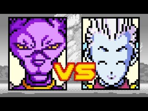 BEERUS VS WHIS - Dragon Ball Z Devolution - Part 3