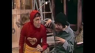 El Chapulín Colorado 71 - Aunque el Cuajinais se vista de seda, mono se queda - 1974