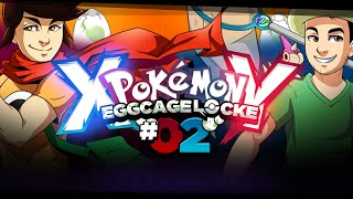 Pokemon XY  Egglocke Cagelocke w/ MunchingOrange and aDrive - EP02 -