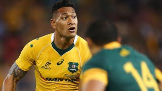 No Rugby Australia sanction for Israel Folau over anti-gay post