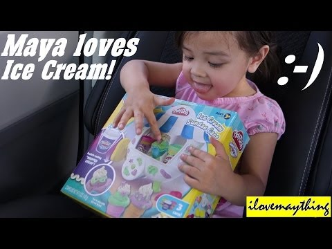 Xxx Mp4 Unboxing Play Doh Sundae Ice Cream Cart Playtime With Maya 3gp Sex