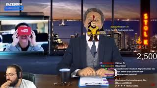 Jahrein - Stolk Bilgisayar Oyunları Videosunu İzliyor