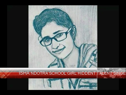 isha andotra collage girl sing song of Narazgi: Aarsh Benipal  better than orignal song