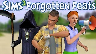 The Sims 3: 10 FEATURES You Might Not Know Exist!