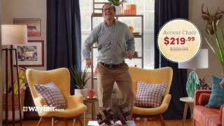 "Wayfair ""I Can't Explain It"" – Commercial 2017"