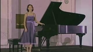 "Stephanie Shih-yu Cheng plays ""My Favorite Things"""