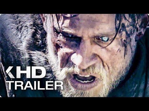 KING ARTHUR Legend of the Sword Trailer 2 2017