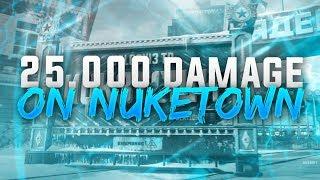179 KILLS + 25,000 DAMAGE ON NUKETOWN (SOLO)