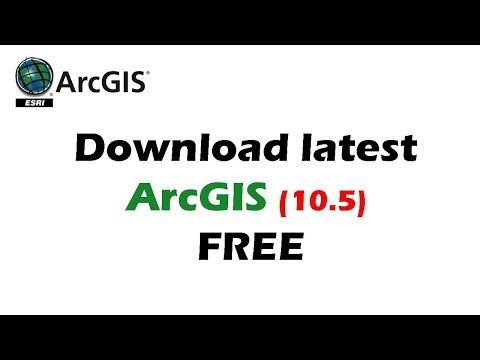 Xxx Mp4 ArcGIS 10 5 Free Downlaod ArcGIS Download And Installation Complete Tutorial 2018 3gp Sex