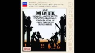 Mozart, Cosi Fan Tutte, Marriner