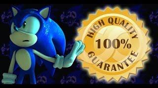 Sonic's Quality Sins