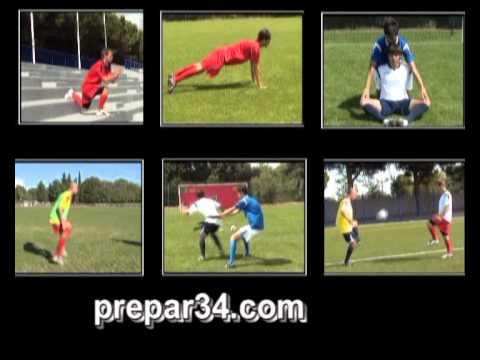 DVD Préparation Physique Football