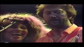 Eric Clapton, Tina Turner, Phil Collins, Mark Knopfler & Elt