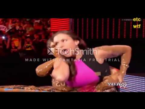 sexiest wwe diva moments