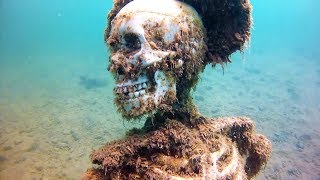 The 7 Creepiest Things Found Underwater