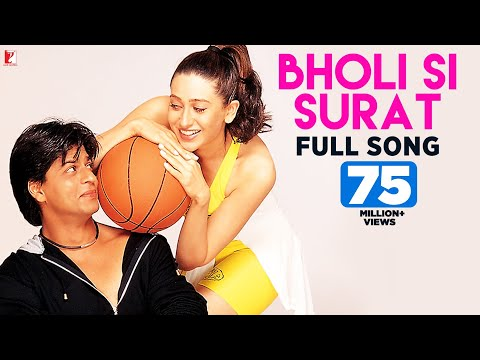 Xxx Mp4 Bholi Si Surat Full Song Dil To Pagal Hai Shah Rukh Khan Madhuri Karisma Lata Udit 3gp Sex