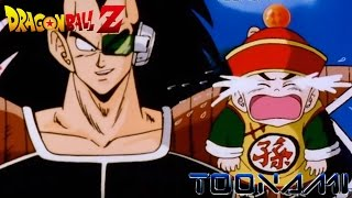 Dragon Ball Z - Episode 3 Unlikely Alliance