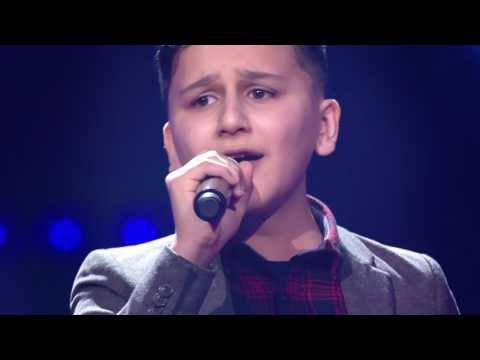Xxx Mp4 Abu My Heart Will Go On Blind Auditions The Voice Kids VTM 3gp Sex