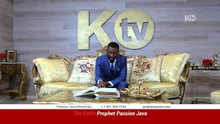 OverComing DEMONS That Fight Your Calling || Prophet Passion Java