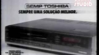 Intervalo Comercial - Rede Globo - 1990