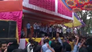 Dk college Mirza rock, vdo by Utpal das