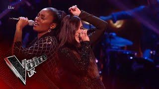 Lauren Bannon Vs Debbie Aramide - 'Praise You': The Battles | The Voice UK 2018
