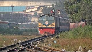 Chattala Express Train (চট্টলা এক্সপ্রেস ট্রেন) / Dhaka to Chittagong Mail train