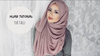 Easy Hijab Styles for Fall! | Hijab Tutorial | Hijabhills