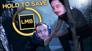 GREEK AND TYLER ESCAPES PRISON (A Way Out - Full Playthrough)