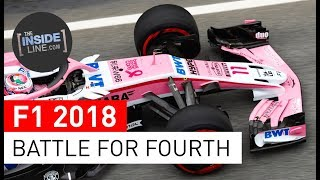 F1 NEWS 2018 - FORCE INDIA: TOUGHEST CHALLENGE [THE INSIDE LINE TV SHOW]