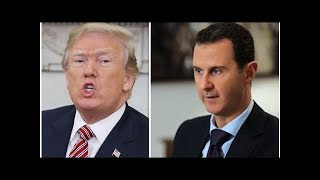 Syria prepares for WAR: Assad moves military jets in response to Trump missile threat