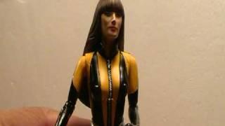Watchmen Silk Spectre (modern) figure review