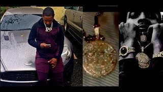 Brooklyn GD Member Pnv Jay Robbed Again Popperazzi Po Bronx Goons Show Chain..DA PRODUCT DVD