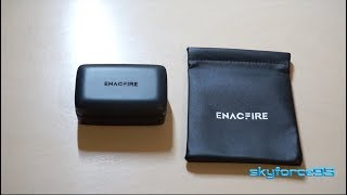 ENACFIRE Future Plus True Wireless Earphones Review