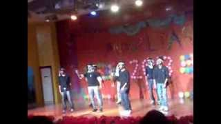 Funny Dance Performed by Medical College Students In china on Hindi song