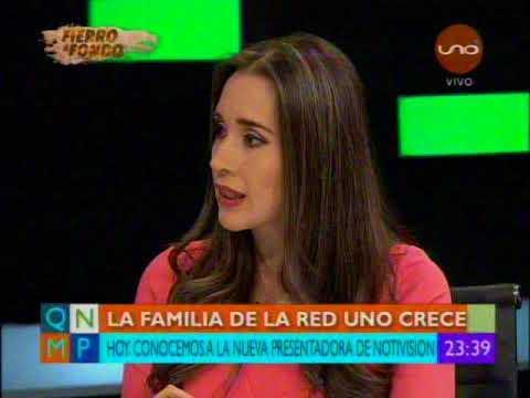 Xxx Mp4 Luciana Acosta Vuelve A La TV Sera Presentadora De Notivisión 3gp Sex