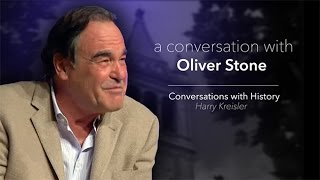 Movies, Politics and History with Oliver Stone - Conversations with History