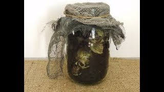 Amazing Witches Jars