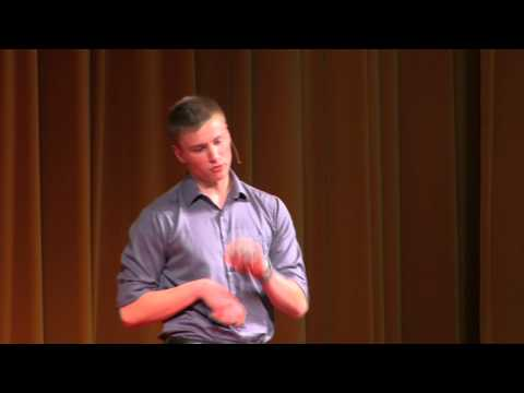 Philosophy from mathematics | Trace Hill | TEDxLSSU
