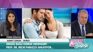 Prof. Dr. Recai Pabuçcu İle Kadın Sağlığı - Beyaz Tv 1.Bölüm (11.06.2016)