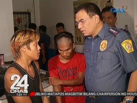 Xxx Mp4 24 Oras Exclusive Dalawang Lalaking Notoryus Sa Pagnanakaw Arestado 3gp Sex