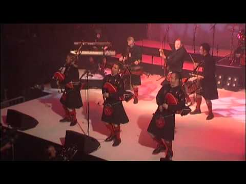 Red Hot Chilli Pipers Smoke on the water Thunderstruck The Fourth Floor
