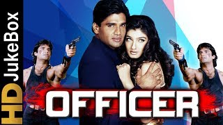 Officer 2001 | Full Video Songs Jukebox | Sunil Shetty, Raveena Tandon, Sadashiv Amrapurkar