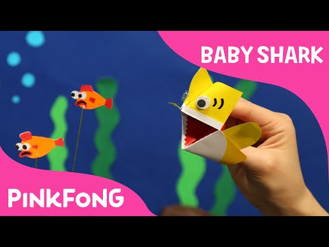Xxx Mp4 I M An Origami Baby Shark Puppet Animal Songs PINKFONG Songs For Children 3gp Sex