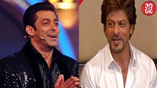 Salman Khan Calls Love A Need | Shahrukh Khan On Completing 25 Years In Bollywood