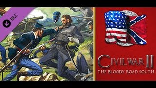 Download and Install Civil War II The Bloody Road South PC Game