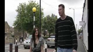 Julie Harrison ITV The World's Tallest Man 2008