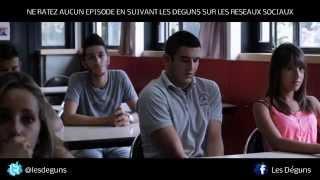 Les Déguns - Saison 1 Episode 3 - [HD]