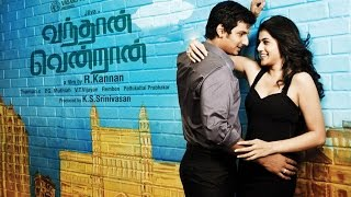 New Movie HD | Vandhan Vendran | Jiiva, Nandha,Taapsee,Santhanam | Full Movie HD