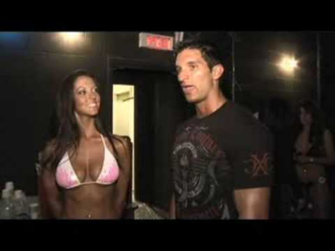Female Fitness Model Training Tips To Incinerate Fat